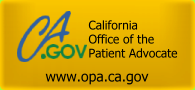 CA Office of Patient Advocate